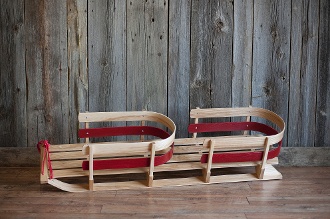 ST. NICK DONNER DUO TODDLER SLEIGH